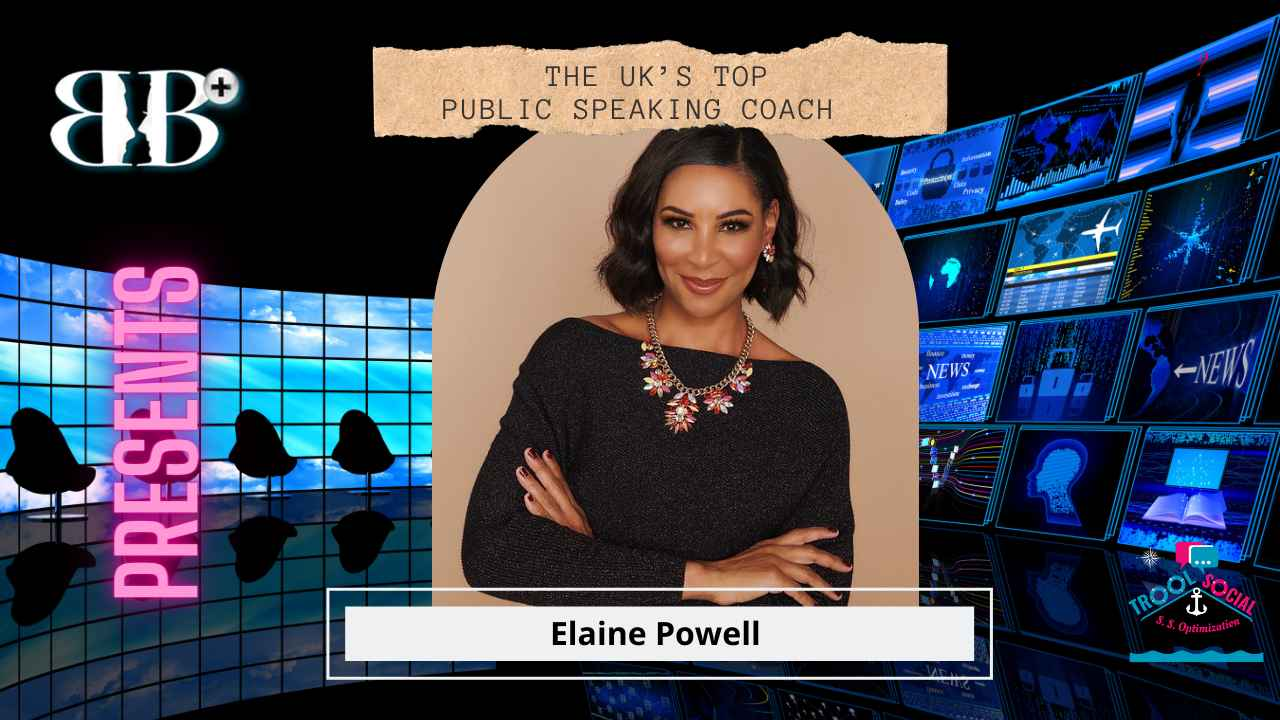 E116 Elaine Powell  BBPTVShow guest
